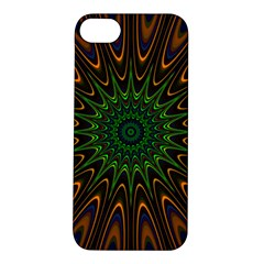 Vibrant Colorful Abstract Pattern Seamless Apple iPhone 5S/ SE Hardshell Case