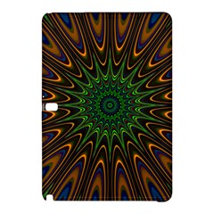 Vibrant Colorful Abstract Pattern Seamless Samsung Galaxy Tab Pro 10 1 Hardshell Case