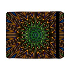 Vibrant Colorful Abstract Pattern Seamless Samsung Galaxy Tab Pro 8.4  Flip Case