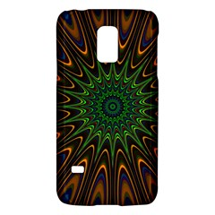Vibrant Colorful Abstract Pattern Seamless Galaxy S5 Mini