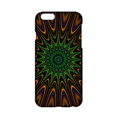 Vibrant Colorful Abstract Pattern Seamless Apple Iphone 6/6s Hardshell Case