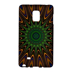 Vibrant Colorful Abstract Pattern Seamless Galaxy Note Edge