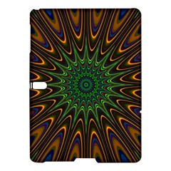 Vibrant Colorful Abstract Pattern Seamless Samsung Galaxy Tab S (10 5 ) Hardshell Case