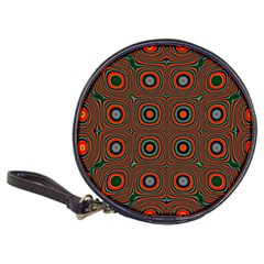 Vibrant Pattern Seamless Colorful Classic 20 Cd Wallets
