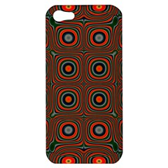 Vibrant Pattern Seamless Colorful Apple iPhone 5 Hardshell Case