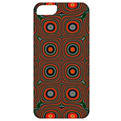 Vibrant Pattern Seamless Colorful Apple iPhone 5 Classic Hardshell Case