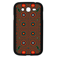 Vibrant Pattern Seamless Colorful Samsung Galaxy Grand DUOS I9082 Case (Black)