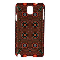Vibrant Pattern Seamless Colorful Samsung Galaxy Note 3 N9005 Hardshell Case