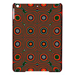 Vibrant Pattern Seamless Colorful Ipad Air Hardshell Cases