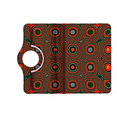 Vibrant Pattern Seamless Colorful Kindle Fire HD (2013) Flip 360 Case