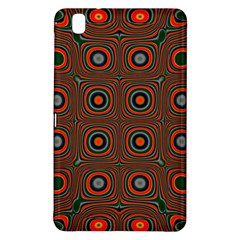Vibrant Pattern Seamless Colorful Samsung Galaxy Tab Pro 8 4 Hardshell Case