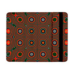 Vibrant Pattern Seamless Colorful Samsung Galaxy Tab Pro 8 4  Flip Case