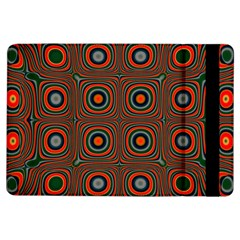 Vibrant Pattern Seamless Colorful iPad Air Flip