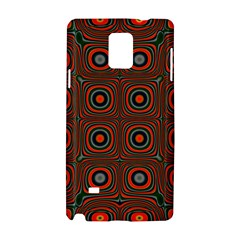 Vibrant Pattern Seamless Colorful Samsung Galaxy Note 4 Hardshell Case