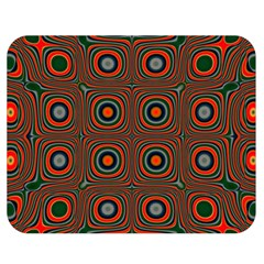 Vibrant Pattern Seamless Colorful Double Sided Flano Blanket (medium)