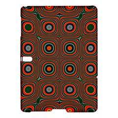 Vibrant Pattern Seamless Colorful Samsung Galaxy Tab S (10.5 ) Hardshell Case