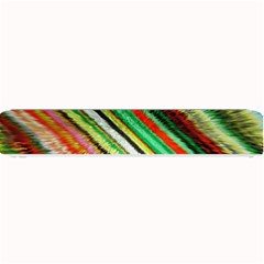 Colorful Stripe Extrude Background Small Bar Mats