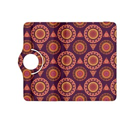 Abstract Seamless Mandala Background Pattern Kindle Fire HDX 8.9  Flip 360 Case