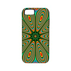 Vibrant Seamless Pattern  Colorful Apple iPhone 5 Classic Hardshell Case (PC+Silicone)