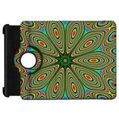Vibrant Seamless Pattern  Colorful Kindle Fire HD 7