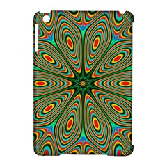 Vibrant Seamless Pattern  Colorful Apple Ipad Mini Hardshell Case (compatible With Smart Cover)