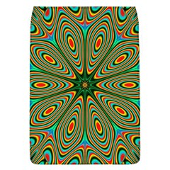 Vibrant Seamless Pattern  Colorful Flap Covers (l)