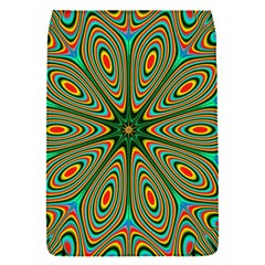 Vibrant Seamless Pattern  Colorful Flap Covers (S)