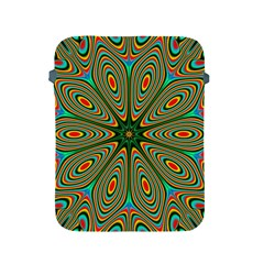 Vibrant Seamless Pattern  Colorful Apple Ipad 2/3/4 Protective Soft Cases