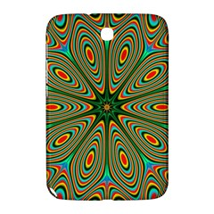 Vibrant Seamless Pattern  Colorful Samsung Galaxy Note 8.0 N5100 Hardshell Case
