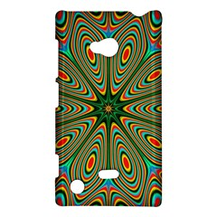 Vibrant Seamless Pattern  Colorful Nokia Lumia 720