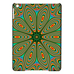 Vibrant Seamless Pattern  Colorful Ipad Air Hardshell Cases