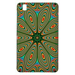 Vibrant Seamless Pattern  Colorful Samsung Galaxy Tab Pro 8 4 Hardshell Case