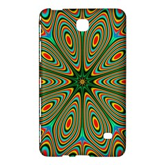 Vibrant Seamless Pattern  Colorful Samsung Galaxy Tab 4 (7 ) Hardshell Case