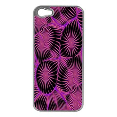 Self Similarity And Fractals Apple iPhone 5 Case (Silver)