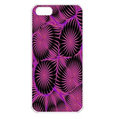 Self Similarity And Fractals Apple iPhone 5 Seamless Case (White)