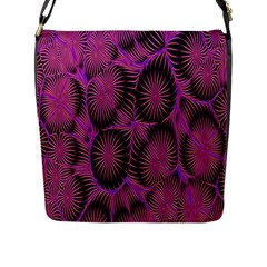 Self Similarity And Fractals Flap Messenger Bag (l)