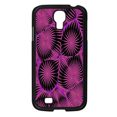 Self Similarity And Fractals Samsung Galaxy S4 I9500/ I9505 Case (Black)