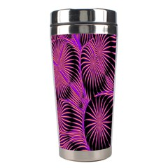 Self Similarity And Fractals Stainless Steel Travel Tumblers