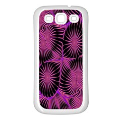 Self Similarity And Fractals Samsung Galaxy S3 Back Case (white)