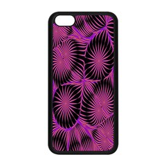 Self Similarity And Fractals Apple iPhone 5C Seamless Case (Black)