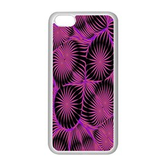 Self Similarity And Fractals Apple iPhone 5C Seamless Case (White)