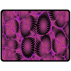 Self Similarity And Fractals Double Sided Fleece Blanket (Large)