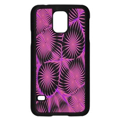 Self Similarity And Fractals Samsung Galaxy S5 Case (Black)