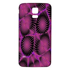 Self Similarity And Fractals Samsung Galaxy S5 Back Case (White)