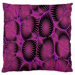 Self Similarity And Fractals Standard Flano Cushion Case (One Side)