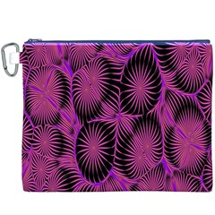 Self Similarity And Fractals Canvas Cosmetic Bag (XXXL)