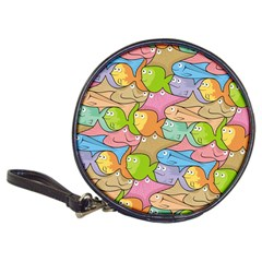 Fishes Cartoon Classic 20-CD Wallets
