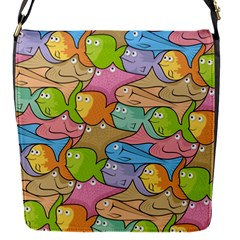 Fishes Cartoon Flap Covers (S)