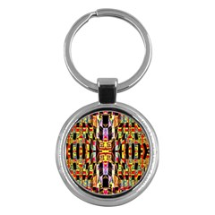 Brick House Mrtacpans Key Chains (round)