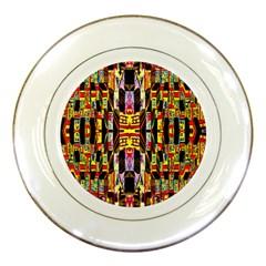 BRICK HOUSE MRTACPANS Porcelain Plates